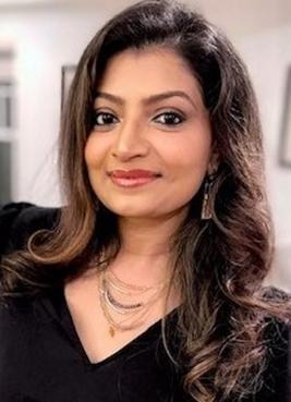 Online Business Administration Masters MBA Student Graduate Image of Dr. Jaya Kartha